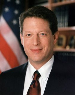 Al Gore: official vice-presidential photo