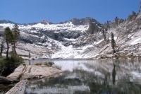 Pear Lake, Sequoia National Park, California