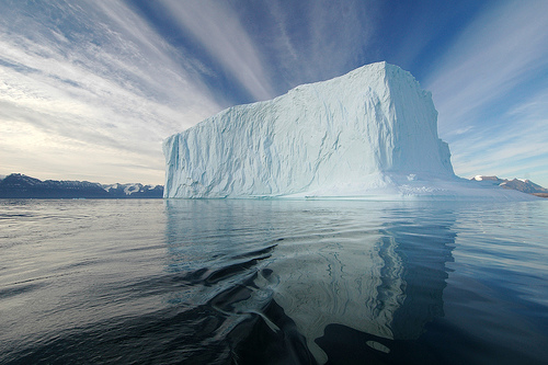 Iceberg: Photo by Rita Willaert | Creative Commons Noncommercial