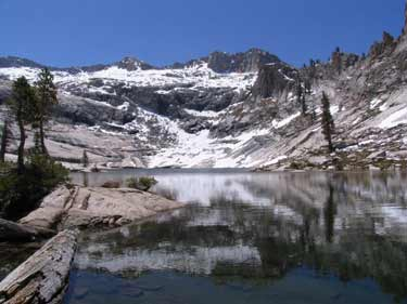 Photo: Pear Lake, Sequoia National Park, California, Credit Daniel Miller